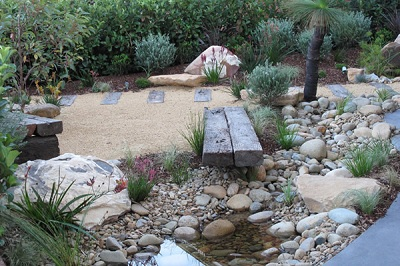 Australian Native Garden Design and Construction Sydney