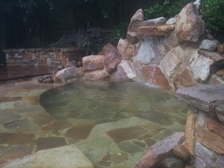 Water Feature Garden Design And Pond Balgowlah Balgowlah